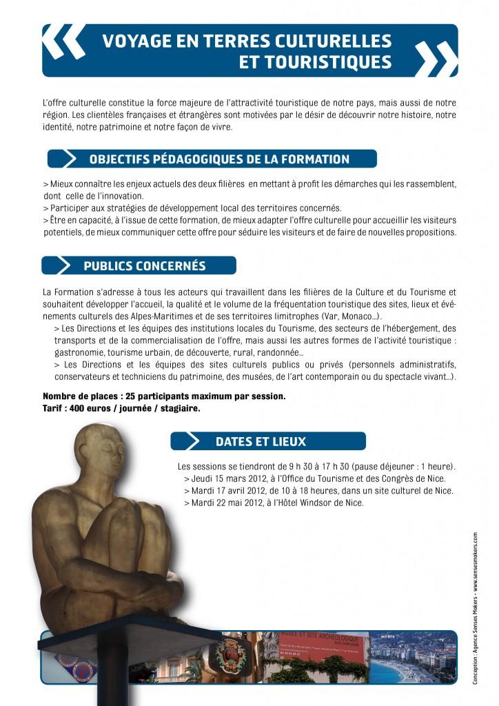 Programme de la Formation - Format PDF