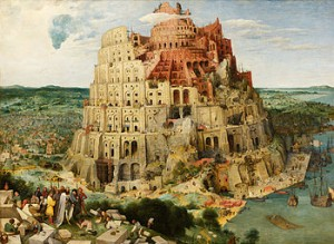Pieter_Bruegel_the_Elder_la Tour de Babel Vienne_Google_Art_Project_-_edited (1)