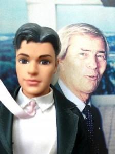 Ken et son ami Vincent Bolloré