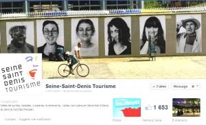 Tourisme 93 Facebook