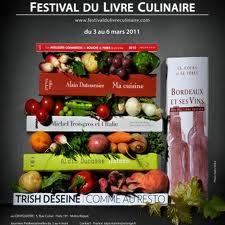 festival livre culinaire