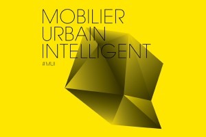 Mobilier urbain intelligent PARIS