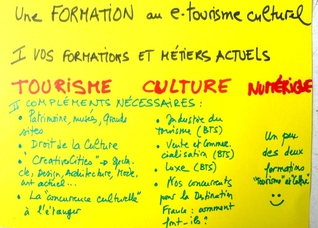 Toursme et Culture