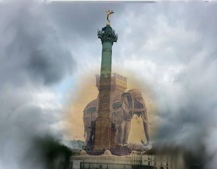 La Bastille a failli