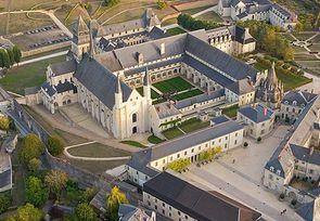 Abbaye du 12eme siecle
