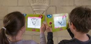 F5 Jeu de piste iPad