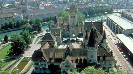 Musée National Suisse de Zurich