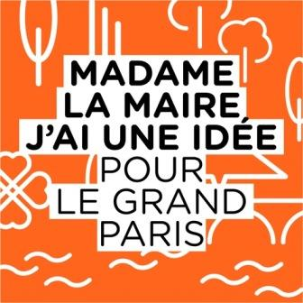 J aiune idee pour le Grand Paris