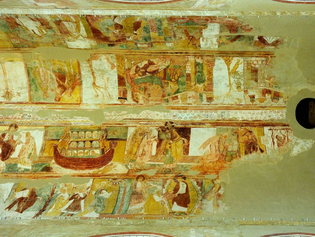 1280px-Fresque_de_la_nef_de_l'Eglise_de_Saint-Savin_(Compartiment_A5_à_D6)_DSC_1693