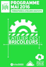 Lille 3000 Atelier des Bricoleurs
