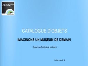 Catalogue _imaginons un musée demain