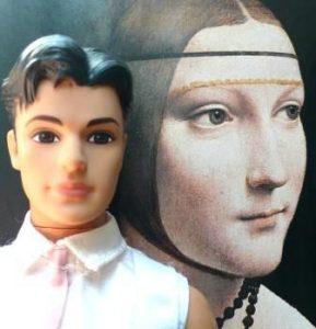 Ken et Barbie Renaissance