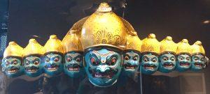 masques Musee J Chirac