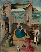 Adoration des Mages