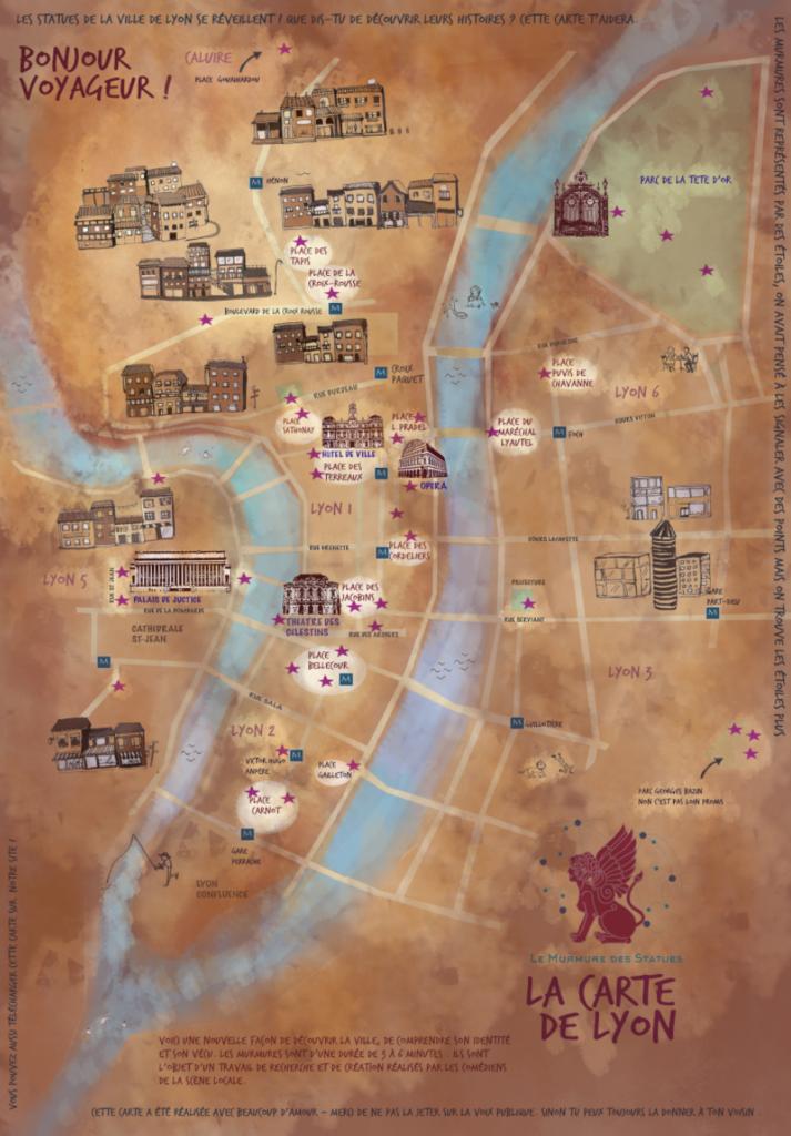 Carte de Lyon 2016
