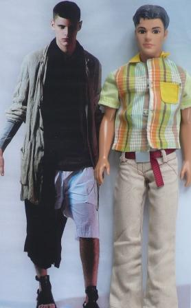 Ken à la mode...