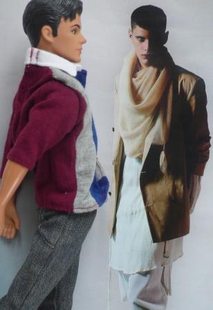 Ken et la mode...