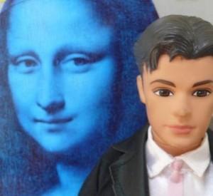 Ken et son amie de Paris!