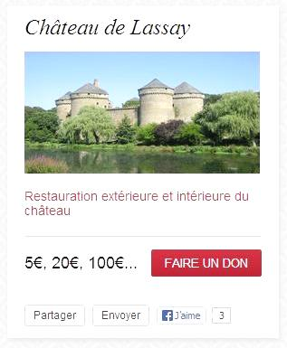 1 Château de Lassay