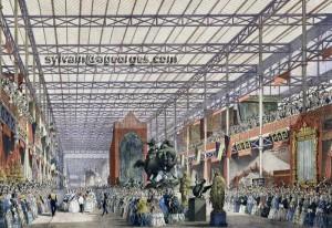 Exposition universelle de 1851 à londres