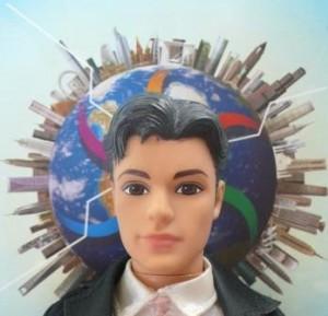 Ken roi du monde