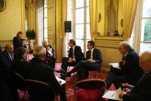 Première réunion ExppoFrance 2025 au Sénat_ sochic _