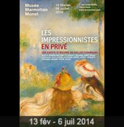 222_Flyer 215x220 Les Impressionnistes