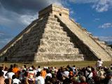 Chichen-Itza Mexique