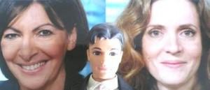Ken et ses deux amies