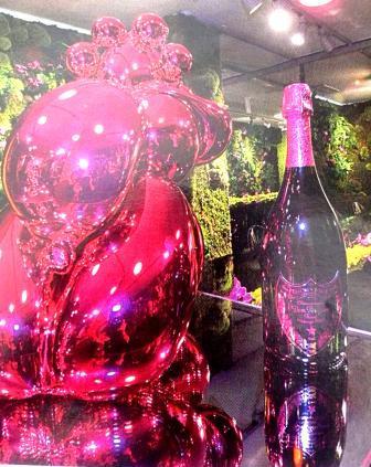 Dom Perignon Coffret Balloon