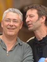 Pierre Orefice(g) et François Delarozière (d)