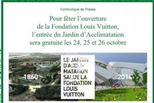 Fondation invitation