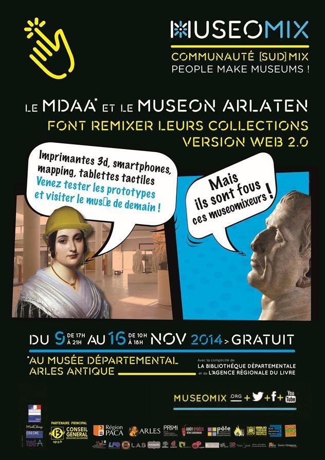 programme Museomix