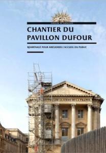 Chantier du pavillon Dufour