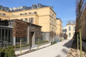 Versailles _bâtiment JMWilmotte