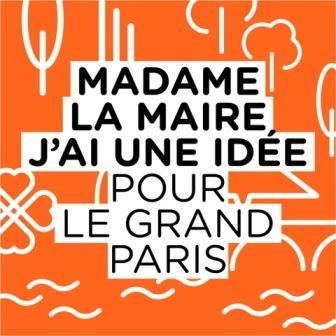 J aiune idee pour le Grand Paris