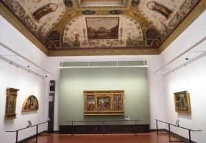 Nuovi Uffizi - Première Rennaisance