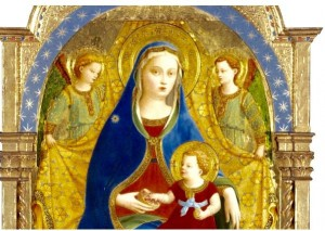 Détail Fra Angelico