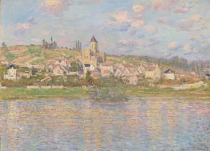 Monet Vetheuil