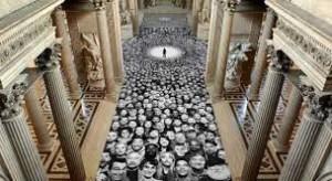 4-JR au Panthéon