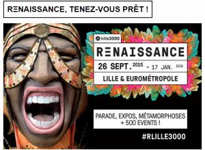 5- LILLE 3000 Renaissance _Affiche