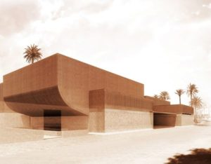 yves-saint-laurent-museum-marrakesh-morocco-Studio-ko