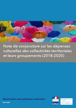 A lire aussi, la hausse des budgets culturels dans les collectivités locales, ces dernières années (2015_2020)