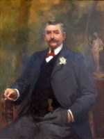 Ernest Cognacq par J.M Favier